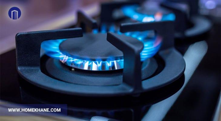 دلیل یکدست نبودن شعله اجاق گاز