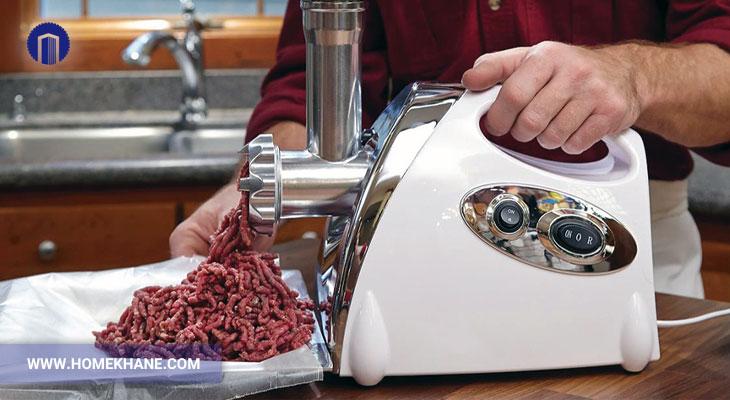 علت خاموش شدن ناگهانی چرخ گوشت چیست و روش های تعمیر آن