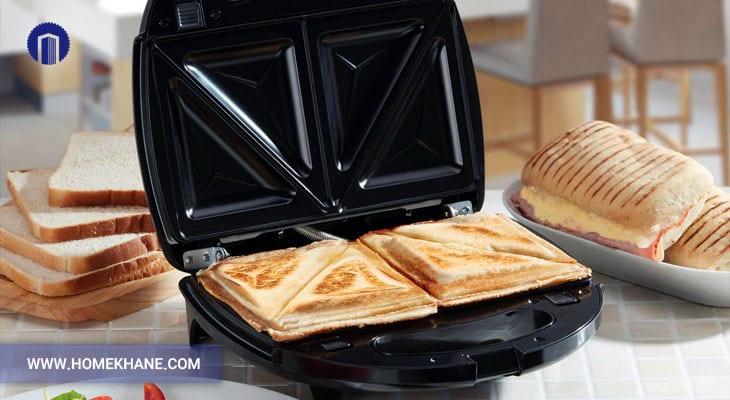 راهنمای استفاده از ساندویچ ساز