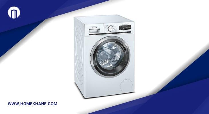 برنامه های شستشوی ماشین لباسشویی زیمنس