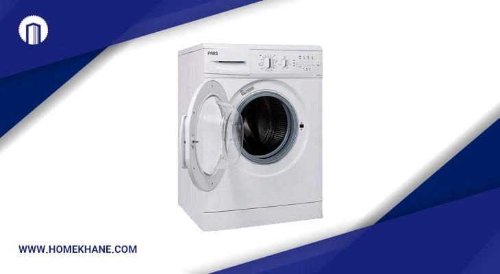 برنامه های شستشوی ماشین لباسشویی پارس