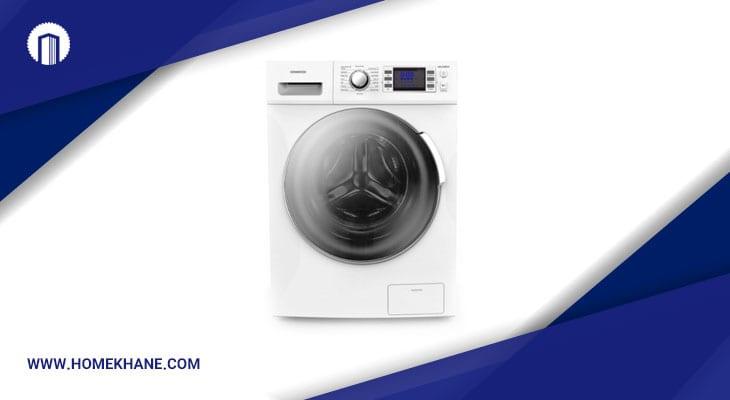 برنامه های شستشوی ماشین لباسشویی کنوود