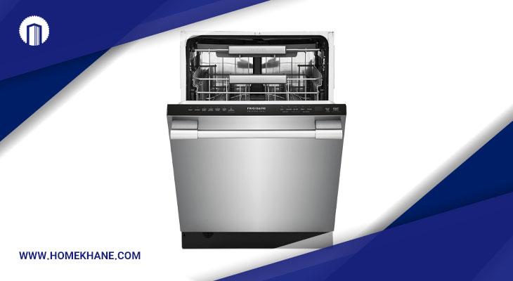 برنامه های شستشوی ماشین ظرفشویی فریجیدر
