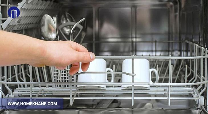 علت برق داشتن بدنه ماشین ظرفشویی