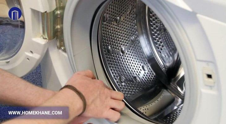 آموزش تعمیر کاسه نمد ماشین لباسشویی