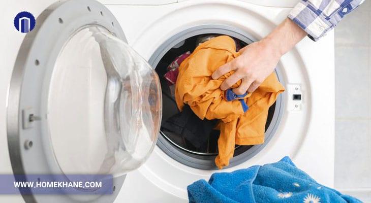 علت کف نکردن ماشین لباسشویی