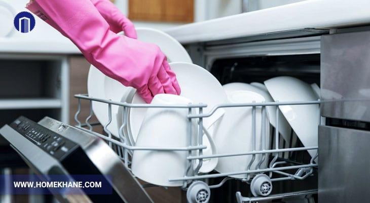 نحوه استفاده بهینه از ماشین ظرفشویی
